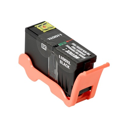 Lexmark 100XL (14N1068E) černá kompatibilní náplň / 22ml