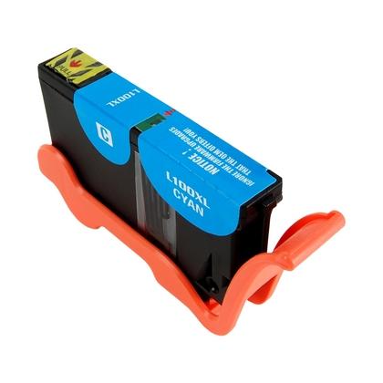 Lexmark 100XL (14N1069E) azurová kompatibilní náplň / 12ml
