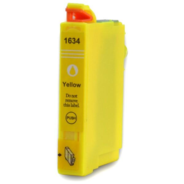 EPSON T1634 (16XL) žlutá kompatibilní náplň / 10ml