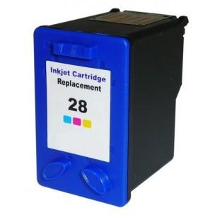 HP č.28 (C8728A) barevná kompatibilní náplň / 18ml