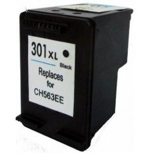 HP č.301XL (CH563EE) černá kompatibilní náplň / 17ml