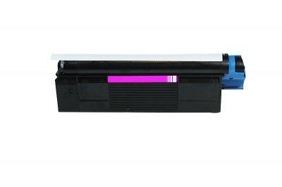 OKI 42127406 purpurový kompatibilní toner / 5.000 stran