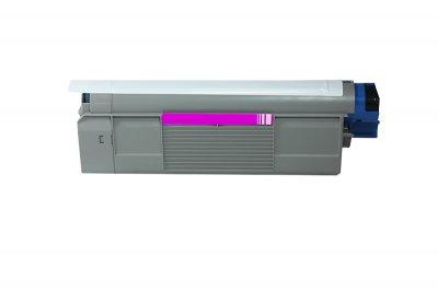 OKI 43381906 purpurový kompatibilní toner / 2.000 stran