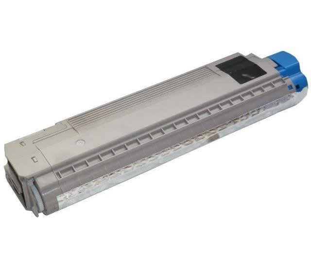 OKI 43487711 modrý kompatibilní toner / 6.000 stran