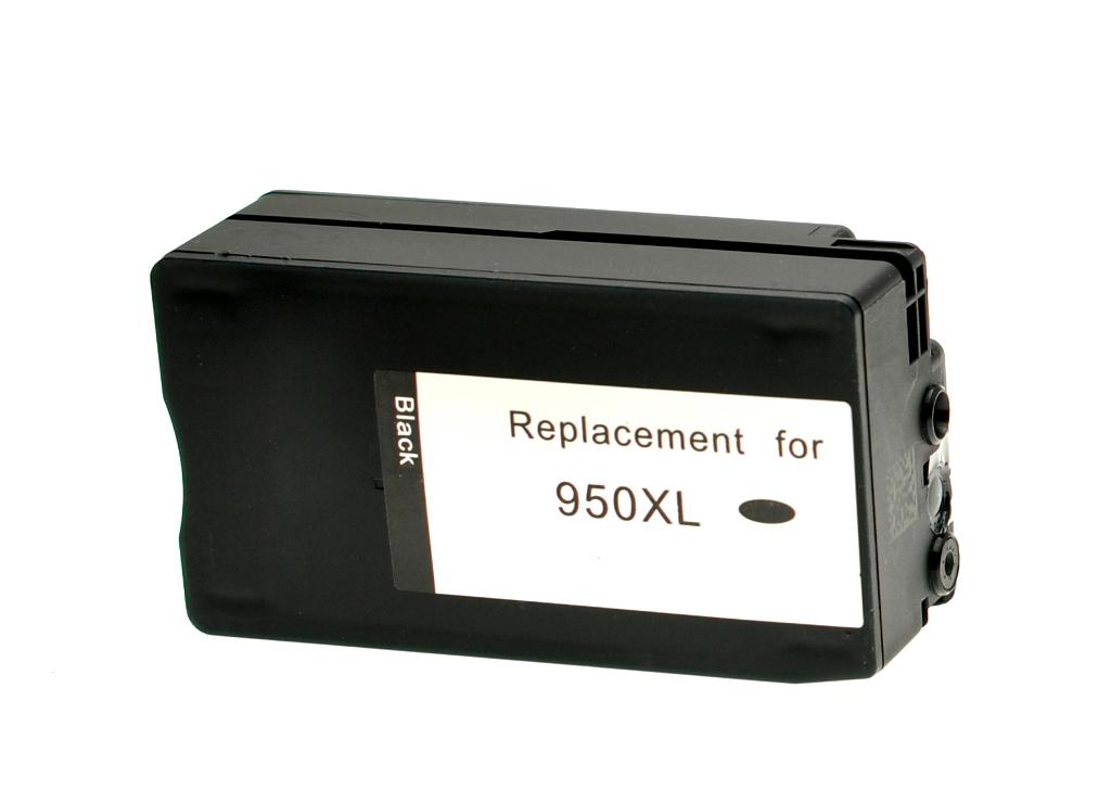 HP č.950XL (CN045AE) černá kompatibilní náplň / 2.300 stran