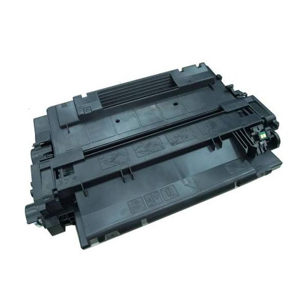 HP CE255X černý kompatibilní toner / 12.500 stran