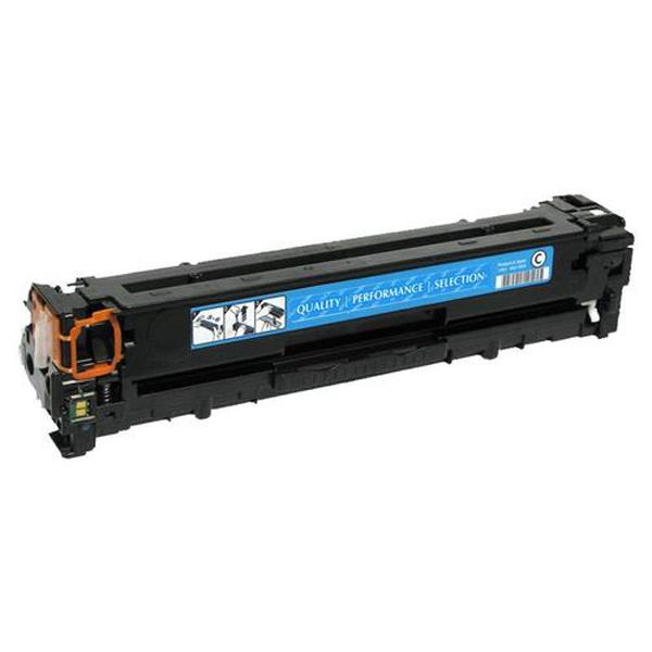 HP CE321A azurový kompatibilní toner / 1.300stran