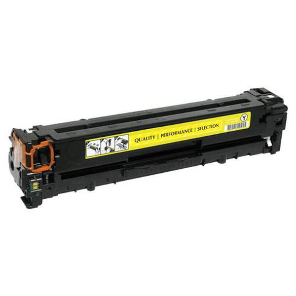 HP CE322A žlutý kompatibilní toner / 1.300stran