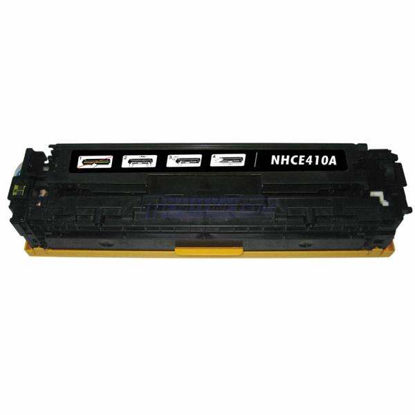 HP CE410X (305X) černý kompatibilní toner / 4.000 stran