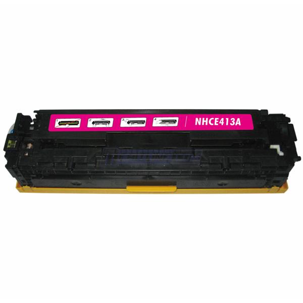 HP CE413X (305X) purpurový kompatibilní toner / 2.600 stran