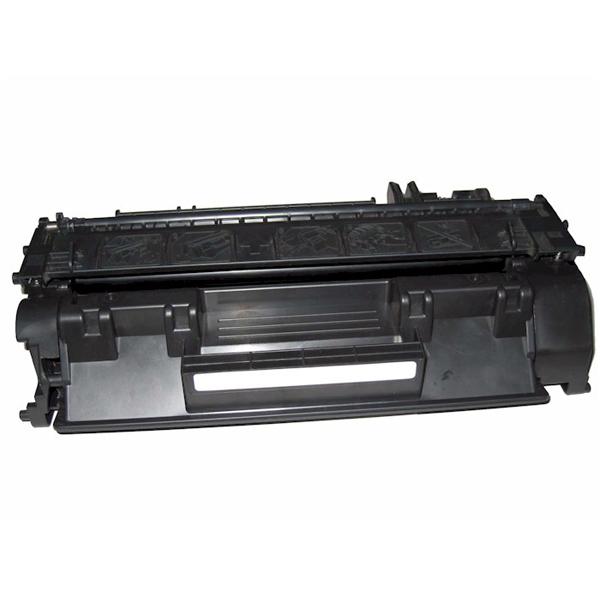 HP CE505A černý kompatibilní toner / 2.300stran