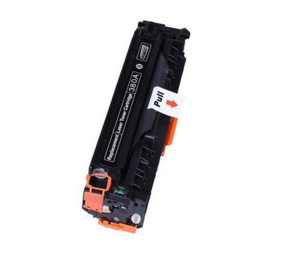 HP CF380A (312A) černý kompatibilní toner / 2.700stran