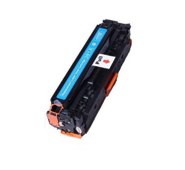 HP CF381A (312A) azurový kompatibilní toner / 2.700stran