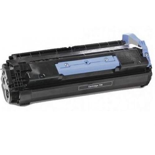 CANON CRG-706 černý kompatibilní toner / 5.000 stran