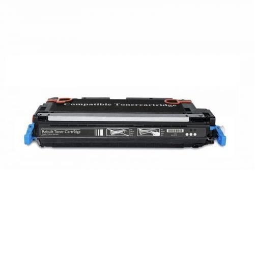 HP Q6470A černý kompatibilní toner / 6.000 stran