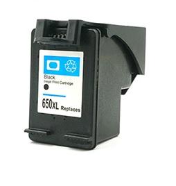 HP č.650XL (CZ101AE) černá kompatibilní náplň / 920 stran