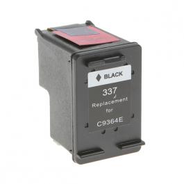 HP č.337XL (C9364EE) černá kompatibilní náplň / 19ml