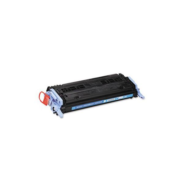 HP Q6001A azurový kompatibilní toner / 2.000 stran