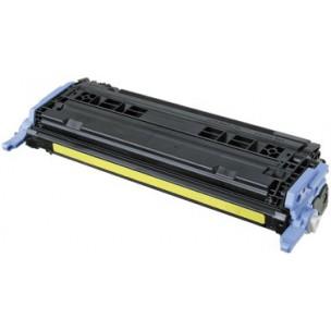 HP Q6002A žlutý kompatibilní toner / 2.000 stran