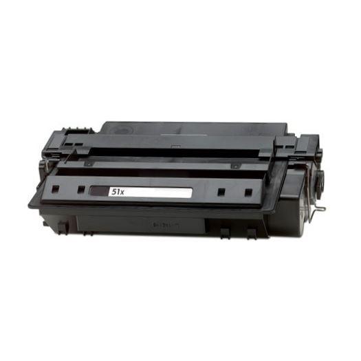 HP Q7551X černý kompatibilní toner / 13.000stran