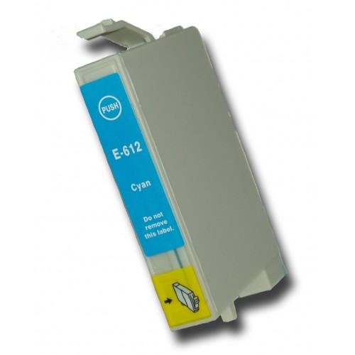 EPSON T0612 azurová kompatibilní náplň / 18ml
