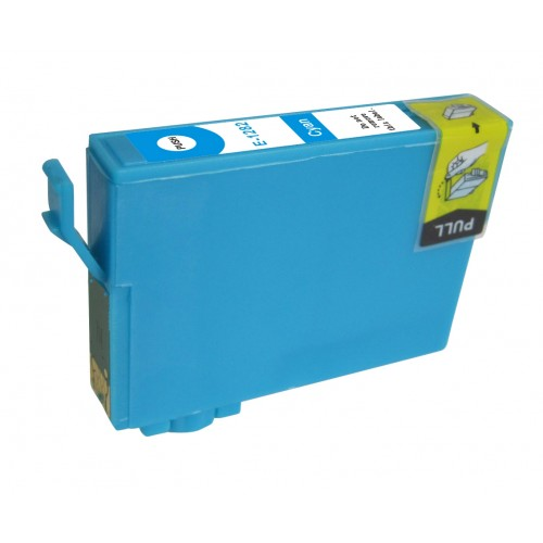 EPSON T1282 XL azurová kompatibilní náplň / 14ml