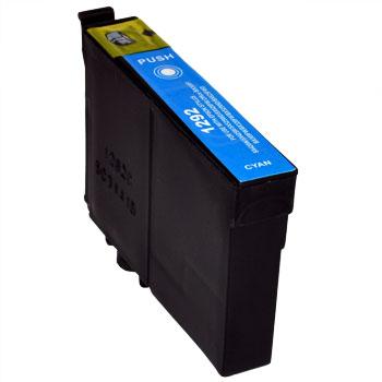EPSON T1292 XL azurová kompatibilní náplň / 12ml
