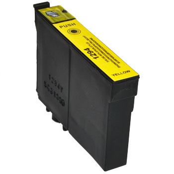 EPSON T1294 XL žlutá kompatibilní náplň / 12ml