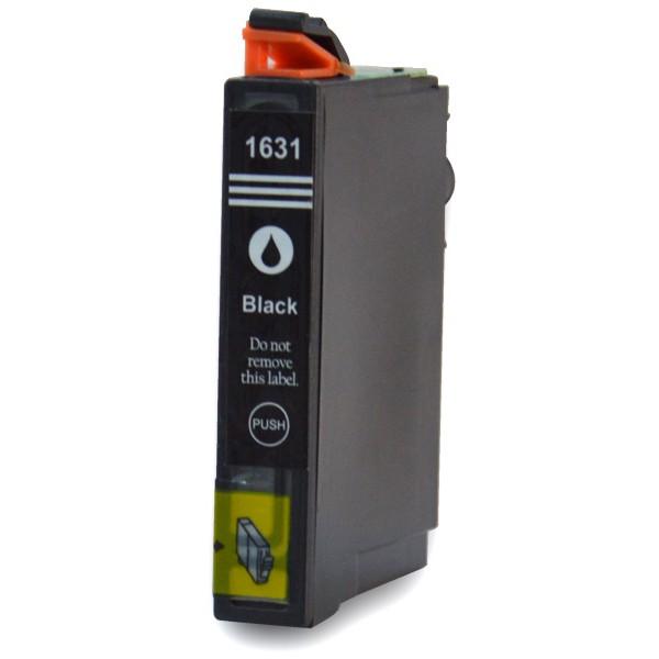 EPSON T1631 (16XL) černá kompatibilní náplň / 14ml