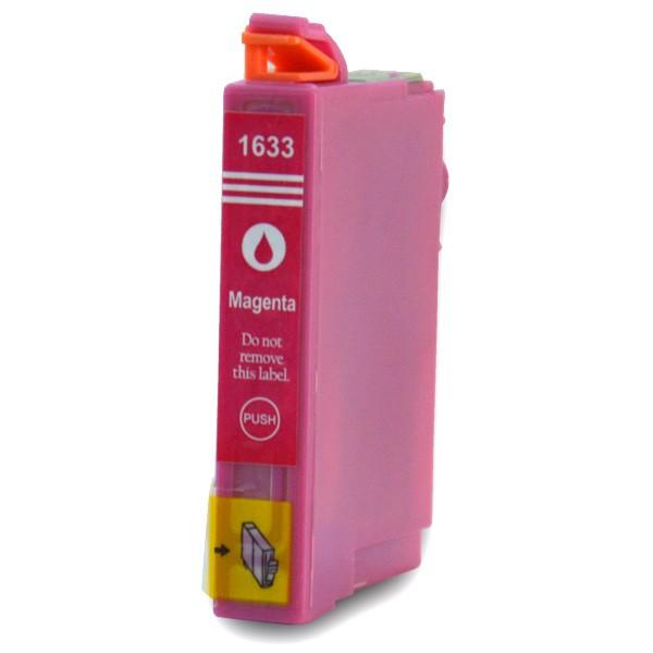 EPSON T1633 (16XL) purpurová kompatibilní náplň / 10ml
