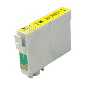 EPSON T1804 (č.18) žlutá kompatibilní náplň / 12 ml