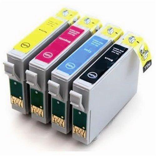EPSON T1801 - T1804XL sada kompatibilních náplní