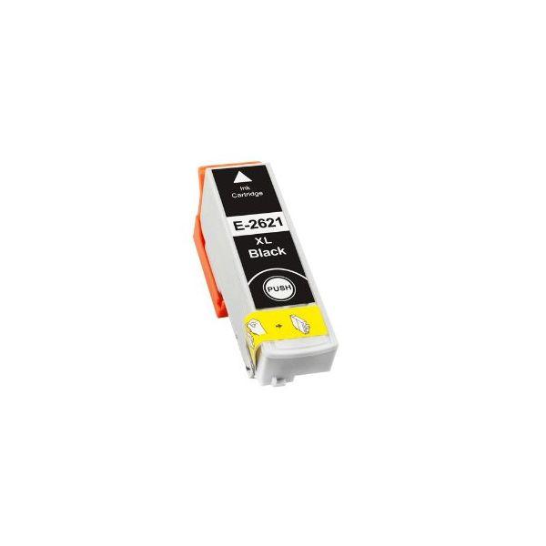 EPSON T2621 černá kompatibilní náplň / 21ml