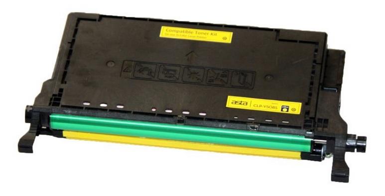 Samsung CLT-Y5082L žlutý kompatibilní toner / 4.000 stran