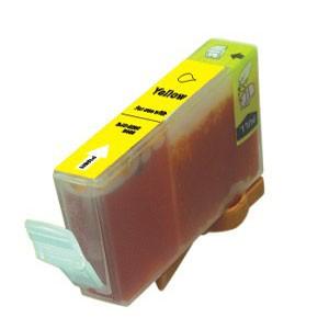 Canon BCI-6 žlutá kompatibilní náplň / 13ml