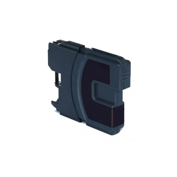 Brother LC-980/LC-1100 černá kompatibilní náplň / 22ml