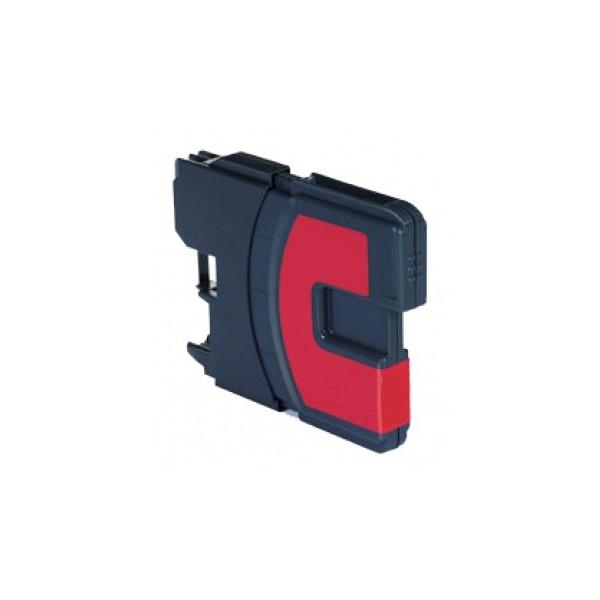 Brother LC-980/LC-1100 purpurová kompatibilní náplň / 16ml