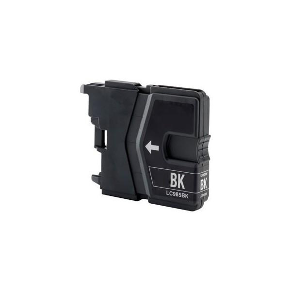 Brother LC-985 černá kompatibilní náplň / 20ml