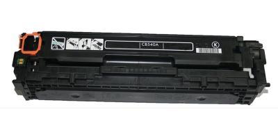 HP CB540A (125A) černý kompatibilní toner / 2.200 stran