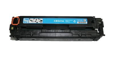 HP CB541A (125A) azurový kompatibilní toner / 1.400 stran