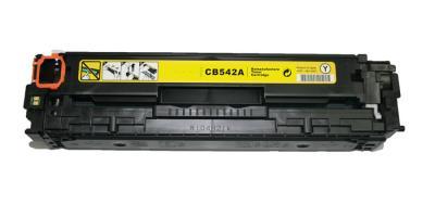 HP CB542A (125A) žlutý kompatibilní toner / 1.400 stran