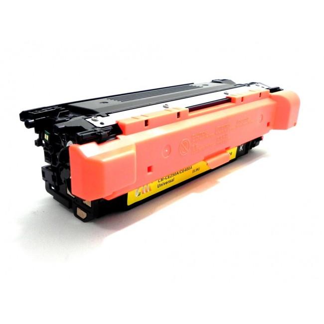 HP CE250A černý kompatibilní toner / 5.000 stran
