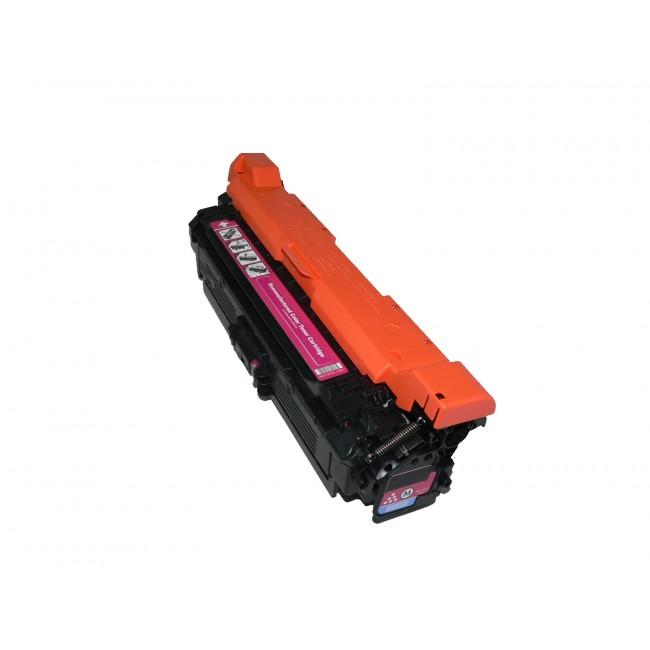HP CE253A purpurový kompatibilní toner / 7.000 stran