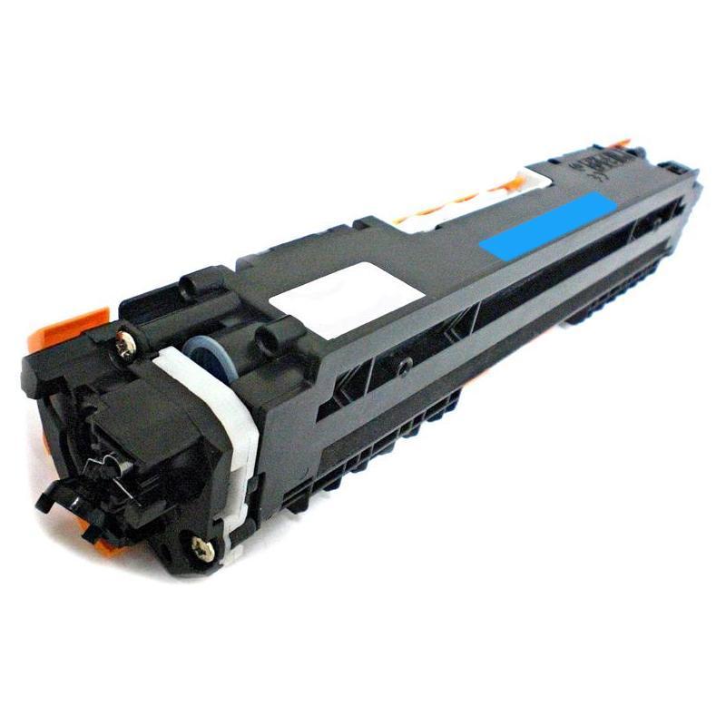HP CE311A (126A) azurový kompatibilní toner / 1.000 stran
