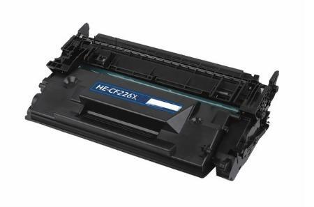 HP CF226X (26X) černý kompatibilní toner / 9.000 stran