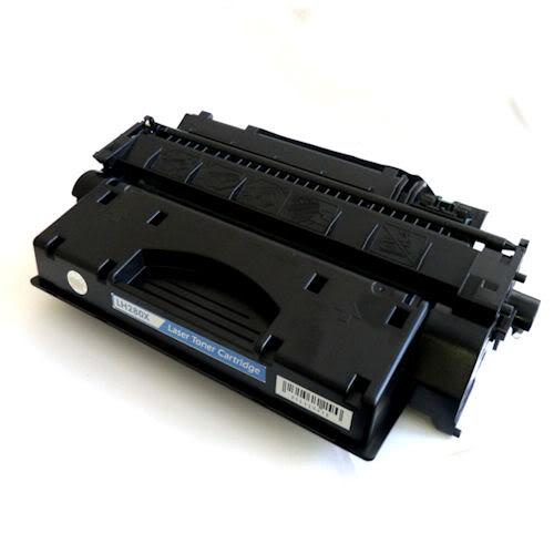 HP CF280X černý kompatibilní toner / 6.900stran
