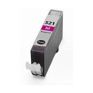 CANON CLI-521M purpurová kompatibilní náplň / 11ml
