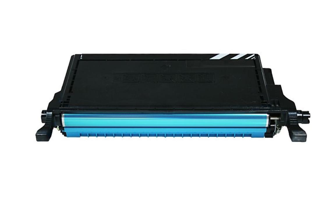 Samsung CLP-C660B azurový kompatibilní toner / 5.000 stran