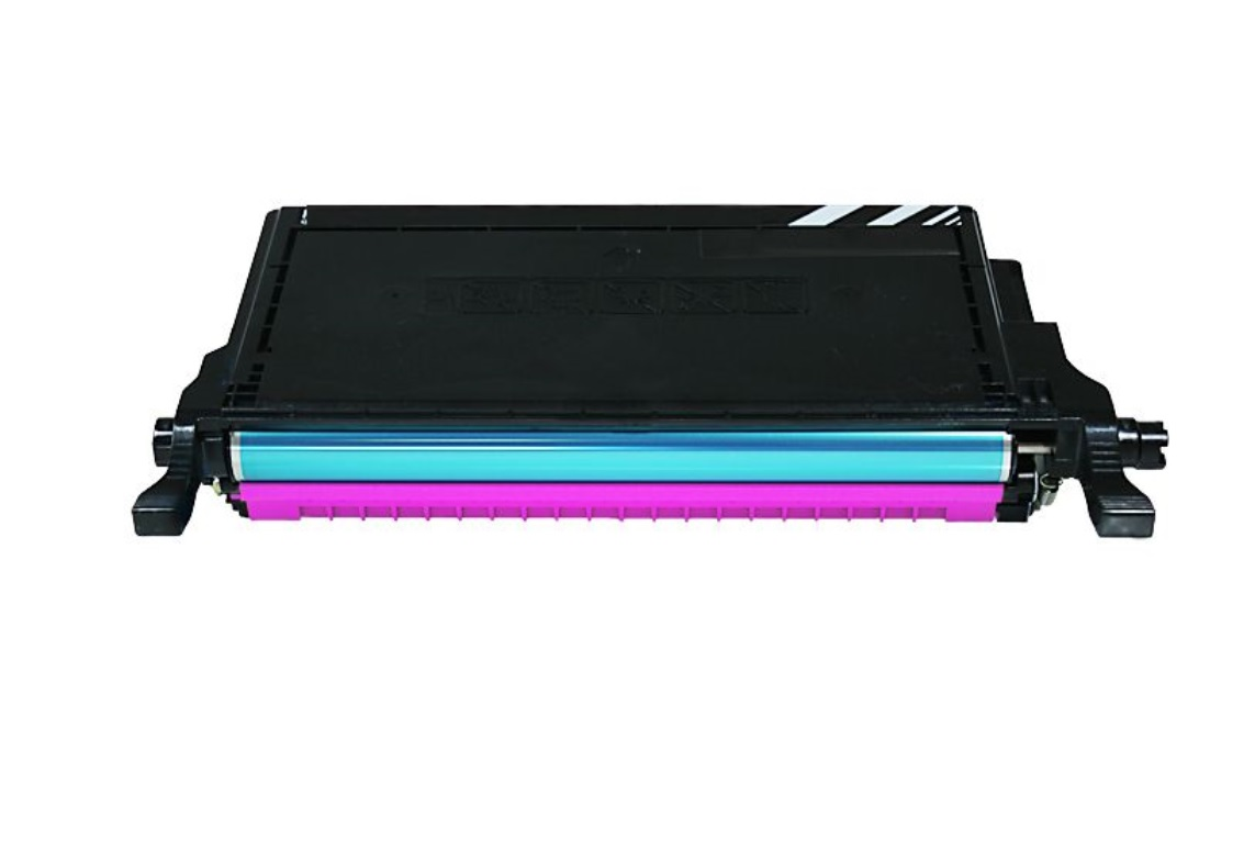 Samsung CLP-M660B purpurový kompatibilní toner / 5.000 stran