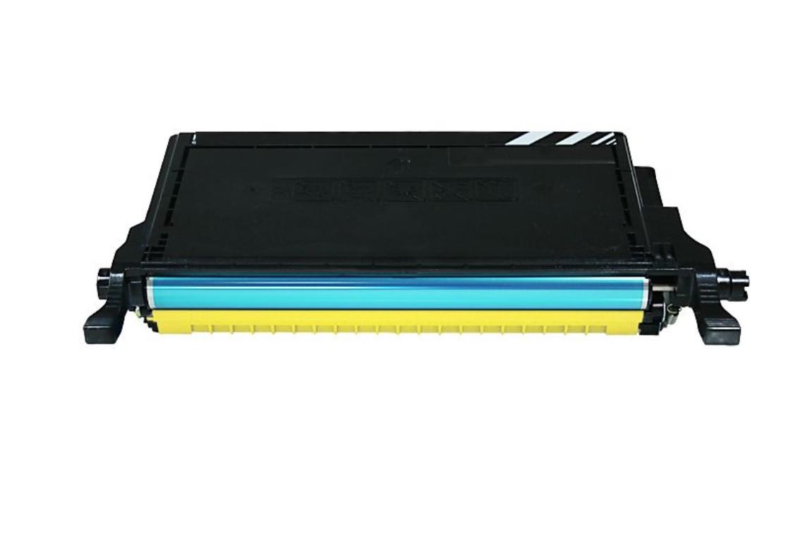 Samsung CLP-Y660B žlutý kompatibilní toner / 5.000 stran